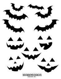 Halloween Skeleton Decoration Printable by 41 Printable And Free Halloween Templates Bat Template Free
