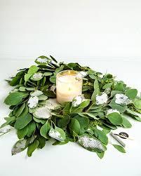 eucalyptus wreath eucalyptus wreath with silver leaf sweet paul magazine