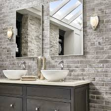 bathroom accent wall ideas 66 best bathroom design images on architecture