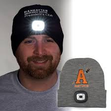 Knit Cap With Led Light Custom Led Beanie Domestic Inventory What U0027s New