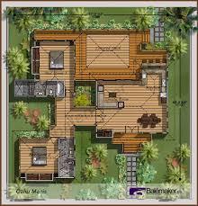 Hawaii Floor Plans Mandala Homes Balinese Style House Plans Australi Luxihome