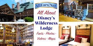 wilderness lodge fact sheet