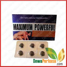 obat kuat pria alami maximum powerfull usa tablet original