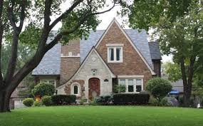 tudor home building language tudor revival historic indianapolis all