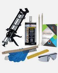 do it yourself concrete foundation repair kit flexomeric