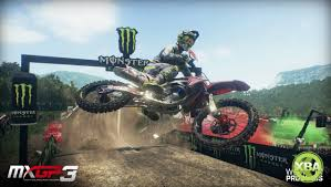 racing games motocross mxgp3 the official motocross game pops a wheelie this spring