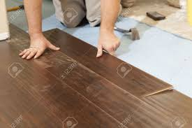 How To Put Down Laminate Flooring On Concrete Hardwood Flooring Installation Cost Home Design Ideas And Pictures