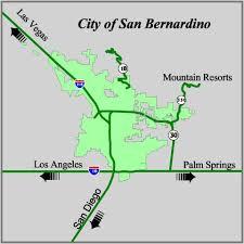 san bernardino ca map city of san bernardino more