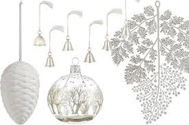 white winter theme for the season at home