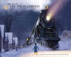the art of the polar express by mark cotta vaz
