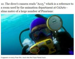 Finding Meme - curious facts about the finding nemo movie 23 pics 1 gif