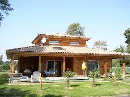 construction de maison en bois dans le sud ouest cogebois