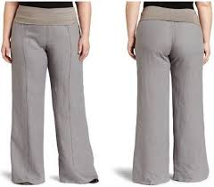 Comfortable Work Pants Plus Size Linen Pants For Chic Style Sera Fox Com