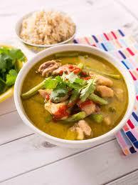Thai Country Kitchen Pressure Cooker Thai Green Chicken Curry Dadcooksdinner