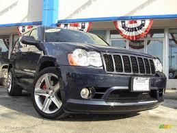 2010 srt8 jeep specs 2010 modern blue pearl jeep grand srt8 4x4 42990959