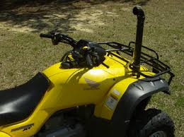 honda rancher 400at 04 07 extreme snorkels kit honda and atv
