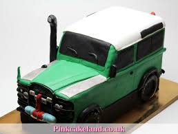 jeep cake topper land rover defender cake 3d car cakes in london http www