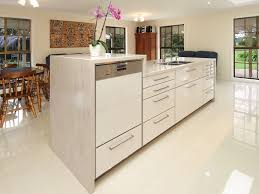danish kitchen design clam shell kitchen corian