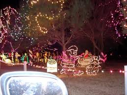yukon ok christmas lights christmas in the park yukon ok holiday displays on waymarking com