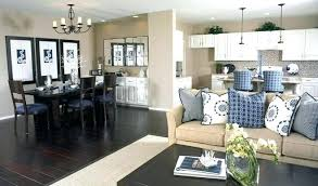 living room and kitchen color ideas kitchen and dining room colors musefilms co