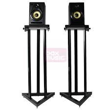 Desk Studio Monitor Stands by Buy A Studio Monitor Stands Lowest Price Guarantee Bax Music