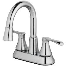 shop homewerks worldwide led aerator chrome 2 handle 4 in