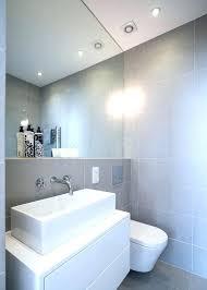 Bathroom Wall Mounted Mirrors Length Wall Mounted Mirror Akapello