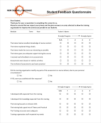 28 questionnaire examples in pdf
