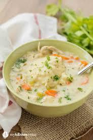 Kitchen Crank Recipe Chicken Dumpling Soup Plus A Recipe Video My Kitchen Craze