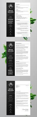 template cv word modern modern fold resume template for pages download word modern fold