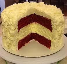 gluten free red velvet cheesecake from q u0027s cakes