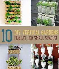 Gardening Ideas For Small Spaces Projects For Small Space Gardens Diy Projects Craft Ideas How
