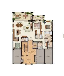luxury two bedroom apartment floor plans interior design
