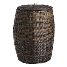 Laundry Hampers Online by Coco Cove Wicker Laundry Hamper Pier 1 Imports