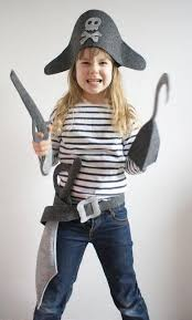 Toddler Boy Pirate Halloween Costumes 25 Homemade Pirate Costumes Ideas Diy