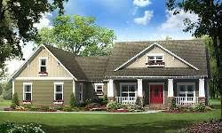 craftsman house plans one story craftsman we aren t building an attached garage we could easily