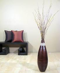 Bamboo Wall Vase Decorative Vases 24