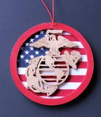 usmc ornament this ornament great gift because