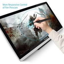 black friday amazon tablet 35 amazon com huion gt 220 v2 drawing pen display 21 5 inch ips