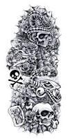 tattoo half sleeve google search tattoo u0027s pinterest skull