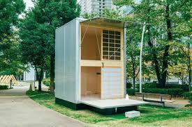 muji huts tiny beautiful and portable micro homes