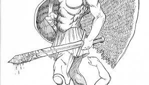 archangel michael tattoo drawing designs tattoo designs endless