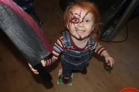 Toddler Chucky Costume Chucky Wig Realistic Lace Front Wig