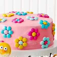 flower cake family circle