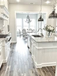 white kitchen with long island kitchens pinterest pictures of kitchens internetunblock us internetunblock us