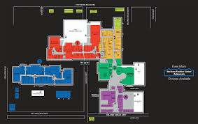 Maine Mall Map The Shopping Mall Museum July 2010 Mall Map For Grapevine Mills A