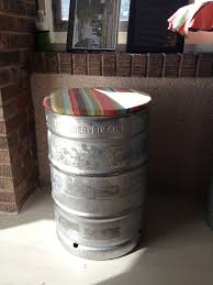 beer keg bar stool cerveza pinterest beer keg bar stool and