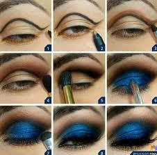 dark smokey look 5fcdfd5fd5ae4dd253d6675893bc0139 look top 10 makeup tutorials for eyes blue smokey eye smokey eye