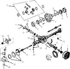 willys jeep cj2a front axle parts cj2a front axle parts from