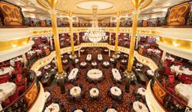 Royal Dining Room Royal Caribbean Onboard Dining Dining Options For Royal